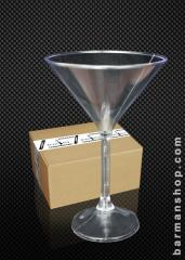 Polycarbonate Martini Cup (box x 12u)