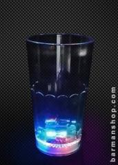 Vaso luminoso (multicolor)